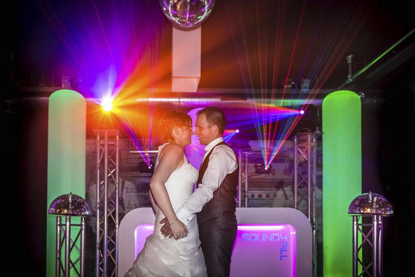 Bruiloft Dj Den Hout Houtse Meer Jan en Nancy