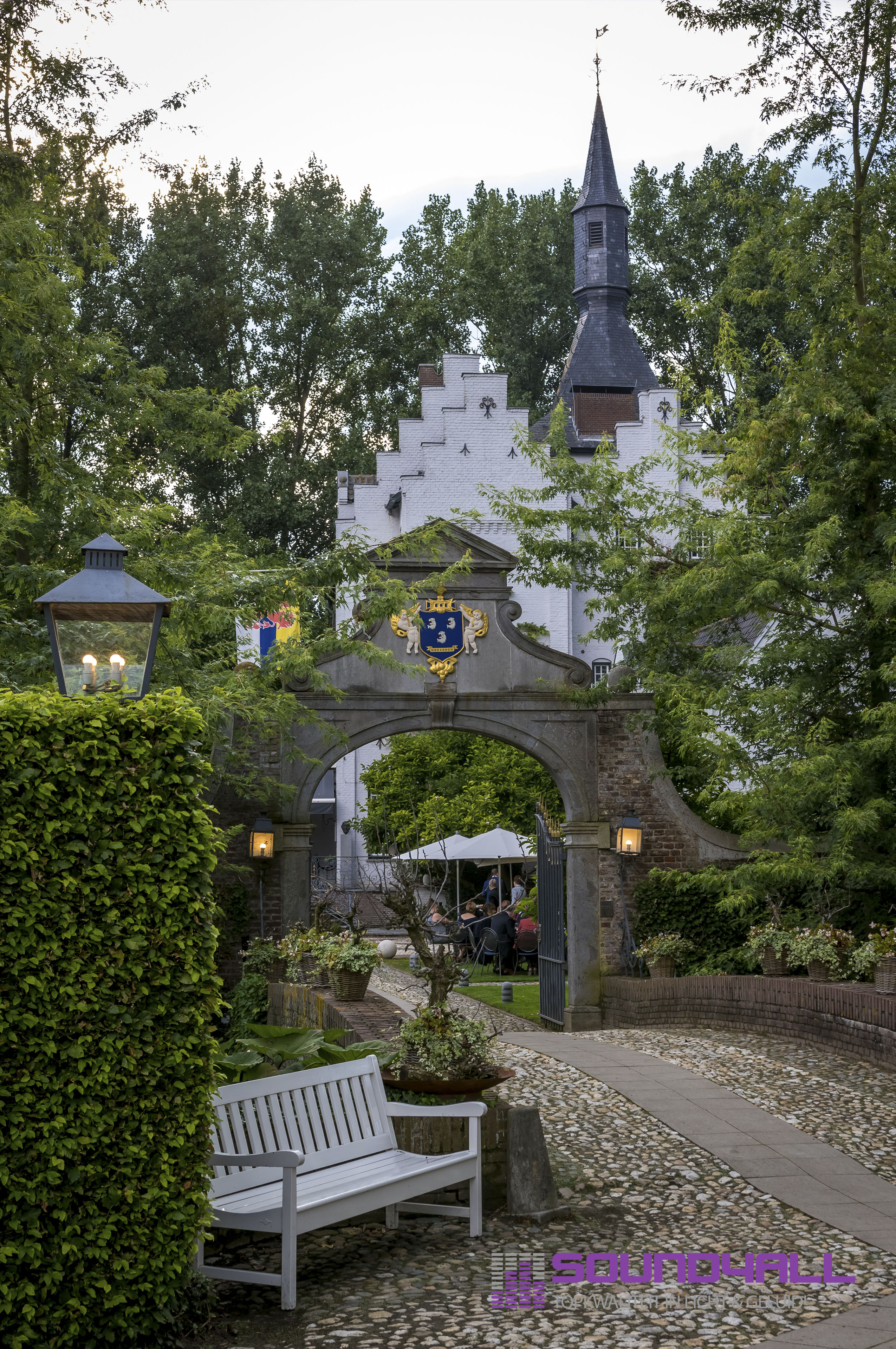Bruiloft Dj Limburg Kasteel Groot Buggenum