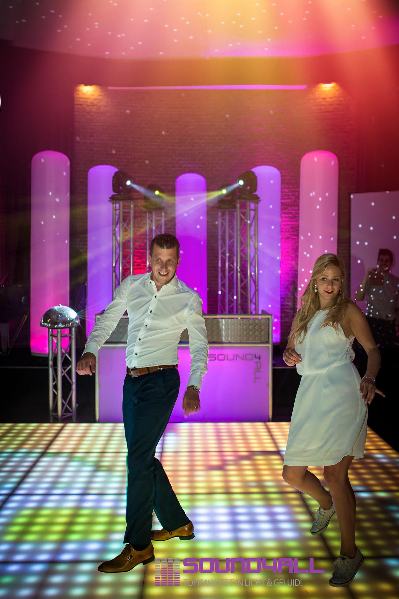 Bruiloft Dj Nijmegen Landmark Wijnfort Teun en Wendy