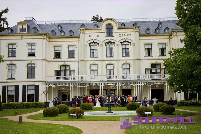 Bruiloft Dj Hotel Villa Ruimzicht Doetinchem   Pascal en Consuela