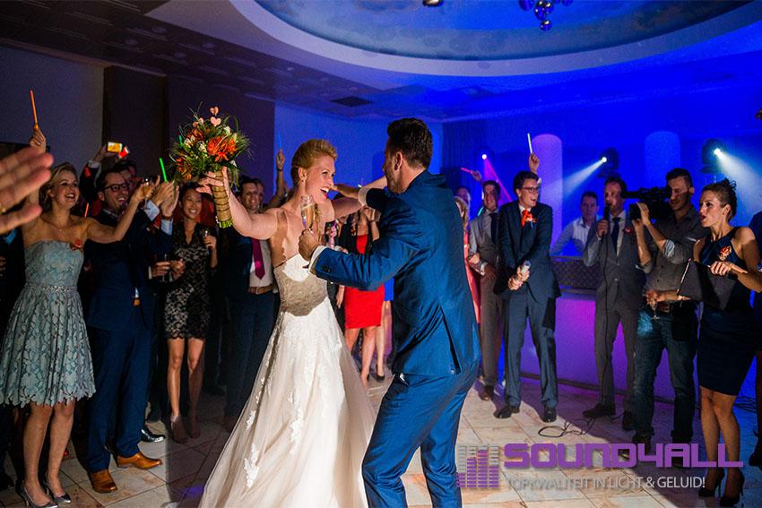 Dj huren voor bruiloft