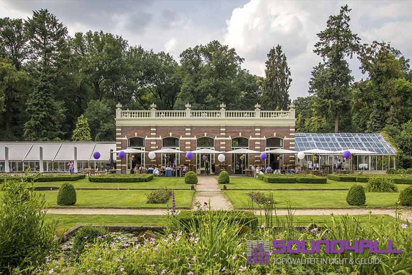 Landgoed Groot Warnsborn Bruiloft Dj
