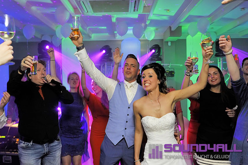 Bruiloft Dj Avondfeest