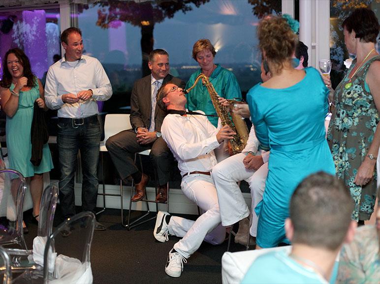 Bruiloft Dj Gelderland
