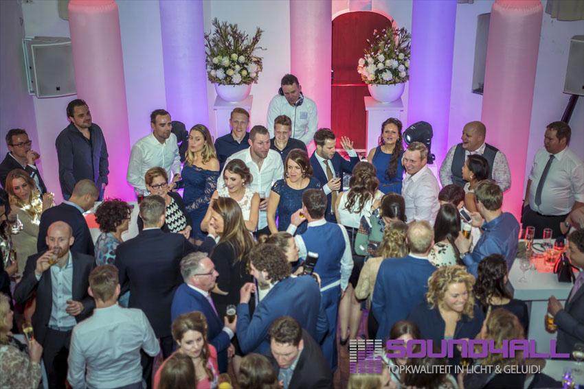 Bruiloft Dj Kasteel Montfoort