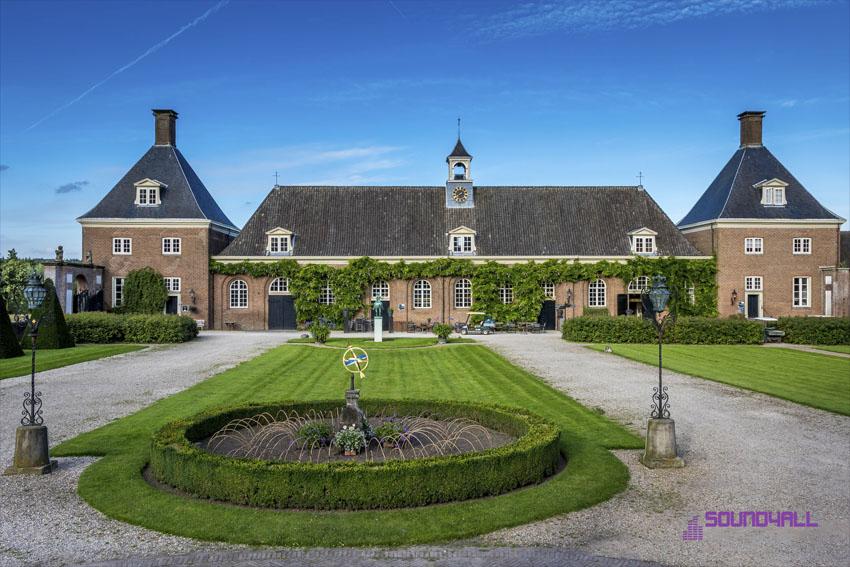 Bruiloft Dj Utrecht Buitenplaats Amerongen | Matthijs en Denise