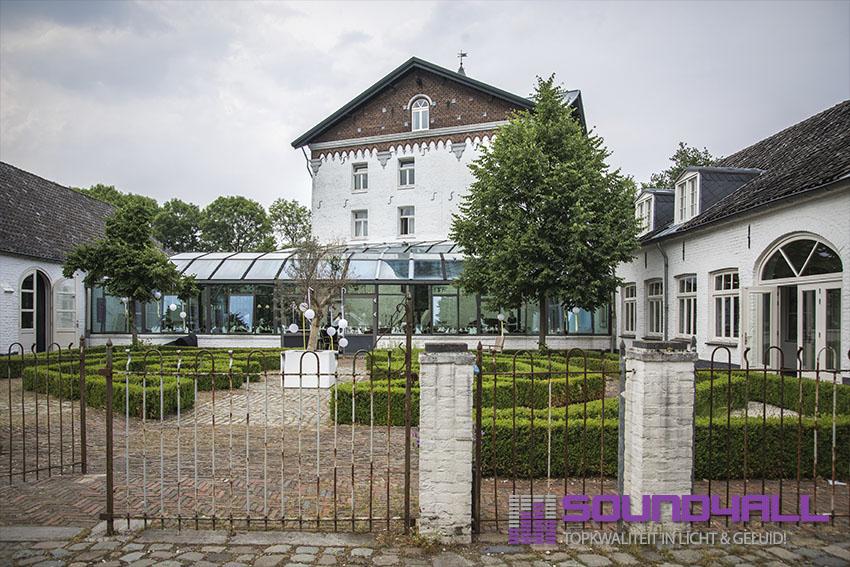 Chateau de Raay bruiloft dj