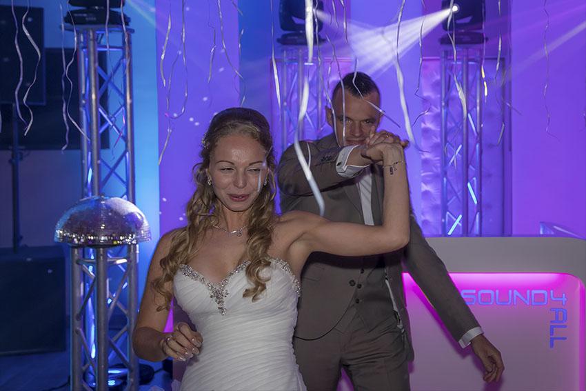 Dj huren Utrecht Bruiloft Remco en Lesley