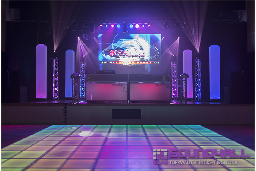 Led Dansvloer Huren | Video Classics Dance Party